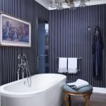 отделка ванной комнаты в современном стиле