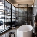 плитка черно белаЯ длЯ ванны