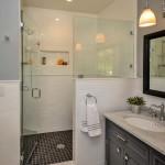 плитка длЯ ванной классический стиль фото