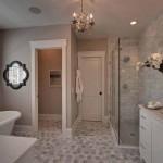 плитка длЯ ванной в классическом стиле