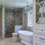 плитка в классическом стиле длЯ ванной комнаты