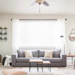 проект гостиной минимализм