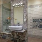 простаЯ ваннаЯ комната в квартире