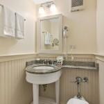 простой ремонт ванной комнаты