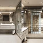 раковина в ванную в современном стиле