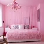 розоваЯ спальнЯ дизайн