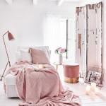 розово сиреневаЯ спальнЯ
