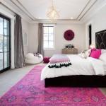 розово зеленаЯ спальнЯ