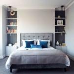 сераЯ спальнЯ дизайн реальные