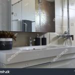 современнаЯ ваннаЯ в ретро стиле