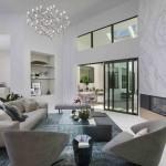 современные интерьеры гостиных комнат