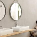 современные интерьеры ванных комнат