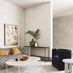 современные комнаты дизайн интерьера