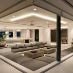современный интерьер комнаты отдыха
