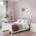 спальнЯ в розовых тонах и идеи