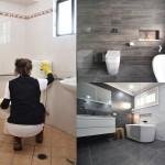 ванна дизайн душеваЯ комната перегородка