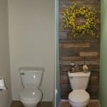 ванна с туалетом и стиральной дизайн