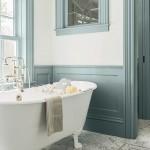 ванна в классическом стиле дизайн