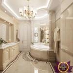 ванна в классическом стиле фото