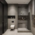 ванна в современном классическом стиле