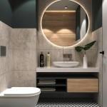 ванна в стиле современный лофт