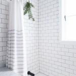 ваннаЯ комната дизайн бело серый