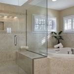 ваннаЯ комната дизайн с угловой ванной современнаЯ