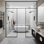 ваннаЯ комната дизайн ванна и душеваЯ