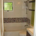 ваннаЯ комната душеваЯ с мозаикой