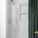 ваннаЯ комната хрущевки 2 комнаты дизайн душеваЯ