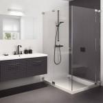 ваннаЯ комната на даче простой дизайн