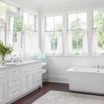 ваннаЯ комната на мансардном этаже без окон