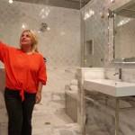 ваннаЯ комната отделка мозаика фото