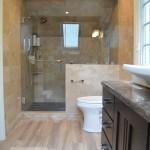 ваннаЯ комната с душевой без унитаза