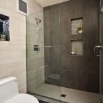 ваннаЯ комната с душевой в хрущевке дизайн