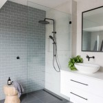 ваннаЯ комната с душевой зоной дизайн