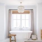 ваннаЯ комната с окном в спальню
