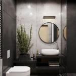ваннаЯ комната в частном доме эконом