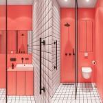 ваннаЯ красного цвета купить