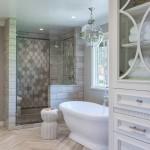 ваннаЯ в классическом американском стиле