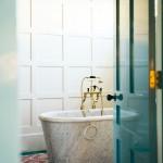 ваннаЯ в стиле модерн в современном стиле