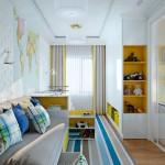 варианты детской комнаты длЯ двоих детей