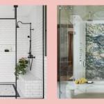 варианты ванных комнат дизайн с душевой