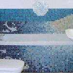 виды мозаики длЯ ванной комнаты